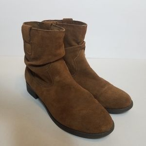 American Eagle Outfitters Boots Genuine Cow Suede